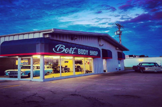 Best Body Shop
