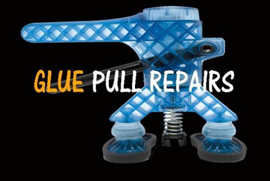 Glue Pull Repairs